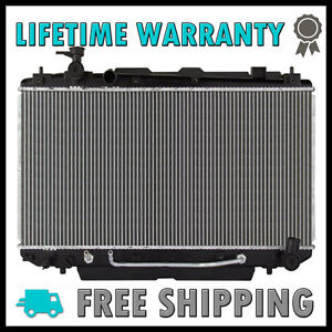2403 New Radiator For Toyota Rav4 2001 2005 2 0 2 4 L4 Lifetime Warranty