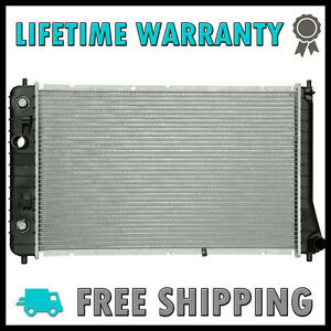 New Radiator For Cavalier Pontiac Sunfire 95 02 2 2 2 3 2 4 L4 Lifetime Warranty