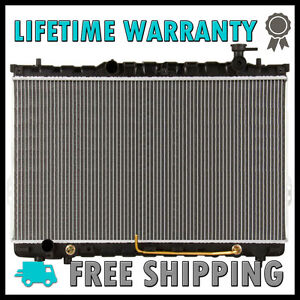 2389 New Radiator For Hyundai Santa Fe 01 06 2 4 L 2 7 V6 Lifetime Warranty