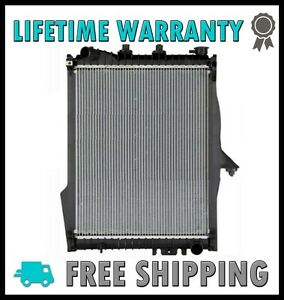 New Radiator For Dodge Durango 04 09 Chrysler Aspen 07 09 3 7 V6 4 7 5 7 V8 2row