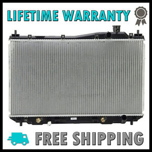2354 New Radiator For Honda Civic 01 05 Acura El 02 05 1 7 L4 Lifetime Warranty