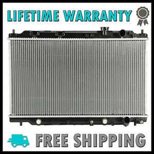 1568 New Radiator For Acura Integra 1994 2001 1 8 L4 Lifetime Warranty