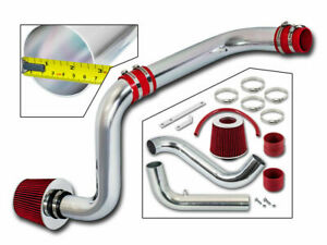 Bcp Red 1994 2001 Acura Integra Ls Rs Gs Se 1 8 L4 Cold Air Intake Induction Kit