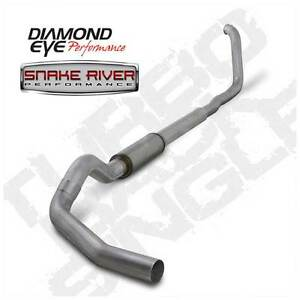 Diamond Eye 5 Exhaust 99 03 Ford Powerstroke F250 F350 Diesel Turbo Back 7 3l
