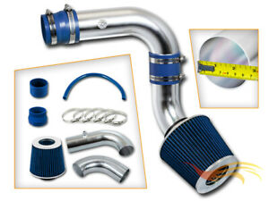 Bcp Blue 00 05 Dodge Neon 2 0l L4 Cold Air Intake System Filter