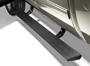 Amp Research 75126 01a Powerstep Electric Side Step Running Boards New