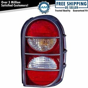 Taillight Tail Lamp Guard Rh Right For Jeep Liberty 2005 2007