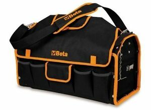 Beta Tools Heavy Duty Fabric Tool Bag Box C10 Large 520mm Long