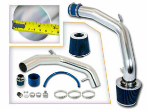 99 05 Blue Vw Golf Jetta Gti 1 8t 2 0l Cold Air Intake Racing System Filter