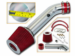 Bcp Red 1999 2000 Honda Civic Hx Ex Si 1 6 L4 Air Intake Racing System Filter