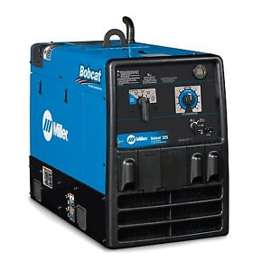 Miller Bobcat 225 Kohler Welder generator With Remote Start stop 907791001