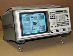 Hp Agilent 1662cs Logic Analyzer Oscilloscope