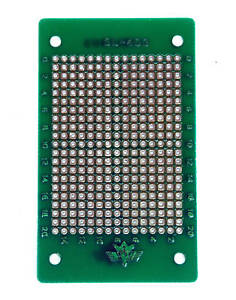 20pc Fr4 Pcb Board Double Side Sl 403 Size 78x46x1 6mm Hole Pitch 2 54mm