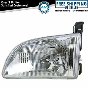 Headlight Headlamp Driver Side Left Lh New For 98 00 Toyota Sienna