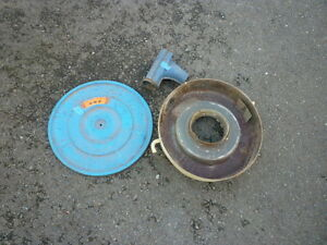 1966 Ford Mustang 289 T e Thermactor Emissions Air Cleaner Assembly Autolite