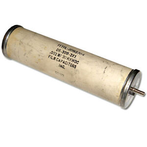 New Film Capacitors 0 002uf 30000v Dc High Voltage Oil Capacitor 0 002mfd
