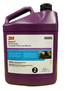 3m Perfect it Machine Polish Gallon Size 06065