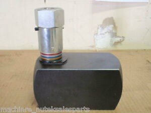 Parker Hydraulic Or Flow Control Valve F3200s _ F32oos