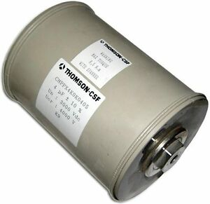 Ppx Series 4uf 3000v 10 High Power Film Foiled Capacitor Cmppx4k0k0405 4mfd 3kv