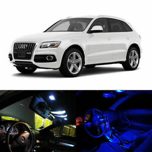 15 X Led Full Interior Lights Package Deal For 2009 2017 Audi Q5