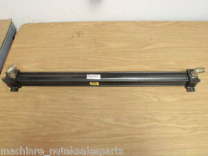 Parker Hydraulic Cylinder Series 2h _ 01 50 Cc2hlt18ac 28 000 _ 3000 Psi