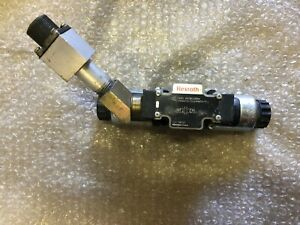 Up For Sale Bosch Rexroth Mnr R978003894 4we6t61 eg24n90a v You Are Buying 3e