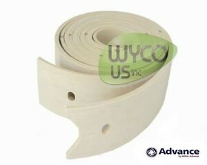 Oem Squeegee Blade Kit Advance Convertamax 34 Floor Scrubbers 56397094 New