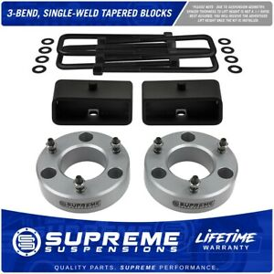 3 Front 2 Rear Leveling Lift Kit For 2007 2020 Chevy Silverado Sierra 1500 Sil
