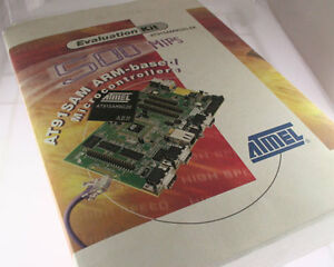New Atmel At91sam9g20 ek Evaluation Board For Arm 32 bit Mcu