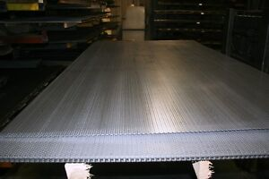 Perforated Mild Steel 9 32 Inch Hole 14 Gauge 48 X 120 Inch 44 Open Area
