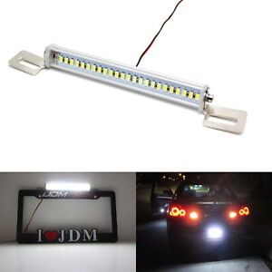 White 24 Smd Bolt On Led Lamps For License Plate Lights Or Backup Reverse Lights