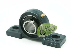Two Bolt Housing Assembly P205 W bearing Uc205 16 Farm Equipment Metalworking