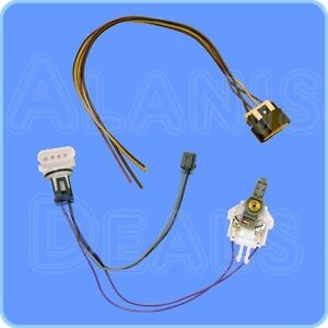 Fuel Level Sensor Sending Unit With Upgrade Harness Connector Fits Gm