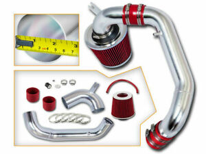 Bcp Red 1995 1999 Dodge Neon 2 0l L4 Racing Cold Air Intake Kit