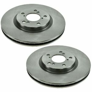Front Disc Brake Rotors Lh Or Rh Pair Set Of 2 For Acura Tl Honda Odyssey Van