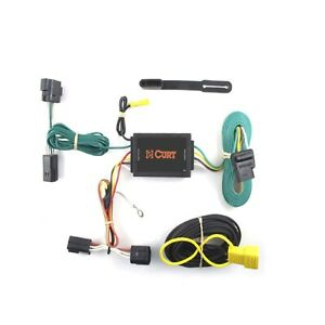 Curt Trailer Hitch T Connector Wiring Harness 56090 For Ford Transit Connect