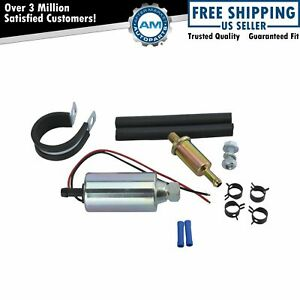 External Universal Low Pressure Electric Gas Fuel Pump Kit 5 9 Psi
