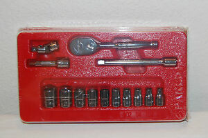New Snap on General Service Set 14 piece 114atmp
