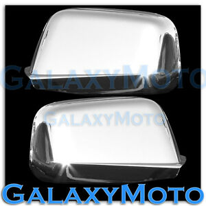 07 11 Ford Edge Triple Chrome Plated Abs Full Mirror Cover Suv 2007 2011