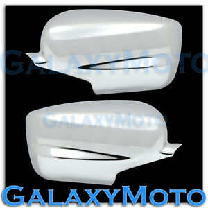 08 12 Honda Accord Chrome Plated Full Abs Mirror Cover A Pair 2008 2012