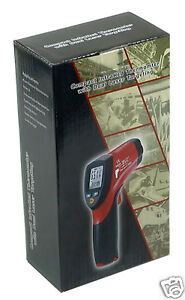 New Ir Infrared Dual Laser Thermometer 1202 Deg Dt 8862 C f Temperature Meter