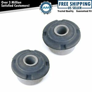 Front Lower Control Arm Rearward Bushing Pair Set For Volvo 240 260 264 Series