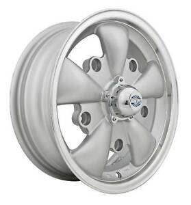 Empi Gt 5 Rim 5 5 X 15 Silver Wheel Vw Bug Type 1 2 3
