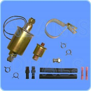 New Universal Fuel Pump 5 9 Psi For Carburated Vehicles