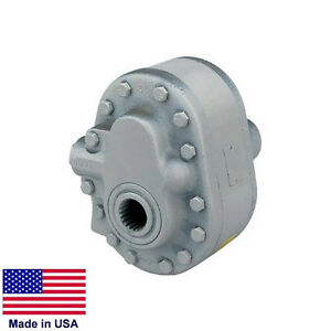 Hydraulic Fluid Pump Pto Powered 20 40 Gpm 2 250 Psi 540 Or 1 000 Rpm