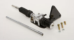 1928 32 Ford Solid Axle Cross Steer Rack Pinion Kit