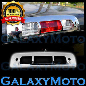 Dodge Ram 1500 2500 3500 Hd Chrome 3rd Brake Light Cover 16 2017 2016 Truck Trim