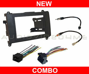 Dodge Sprinter Van Radio Stereo Dash Mounting Install Kit wire Harness adapter