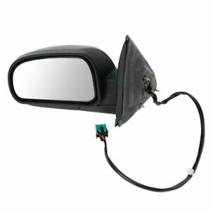 Side View Mirror Driver Left Lh Folding Power Heated For Chevy Trailblazer Envoy