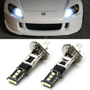 9 smd H1 Led High Beam Daytime Running Light Conversion Kit For 06 09 S2000 Ap2